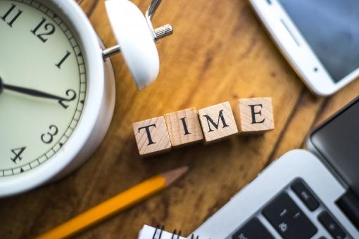 ブログ 作業時間 作り方
