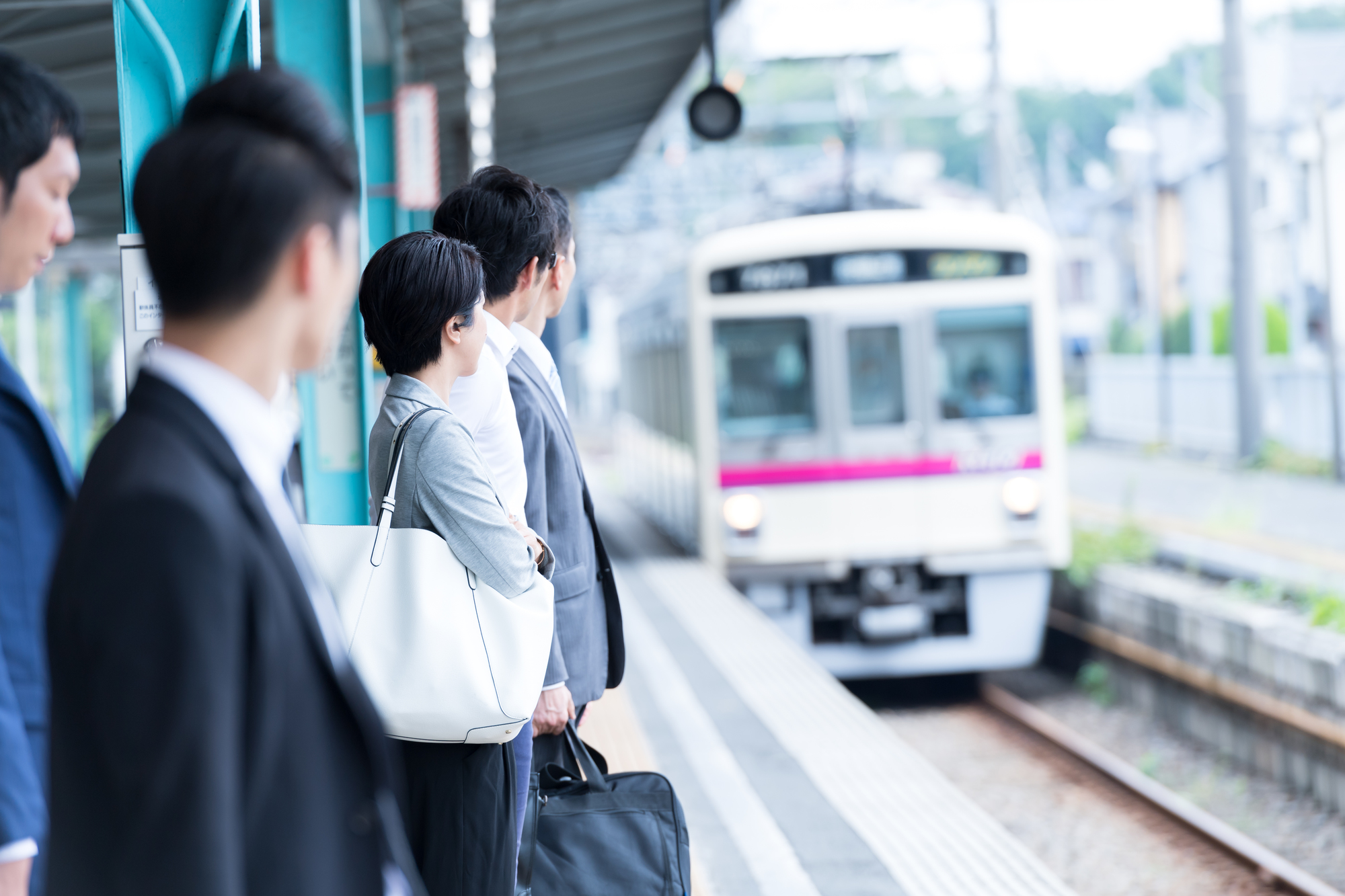 通勤時間 ブログ 時間 作り方